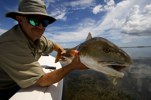 orlando fishing, orlando redfishing, orlando fishing trip
