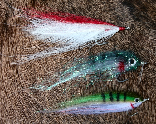 redfish flies