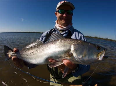 New year 39 s fishing roars in banana river mosquito lagoon for Banana river fishing