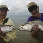 Big Reds, Plentiful Trout- Banana River Lagoon Fishing Report