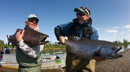 King Salmon Double