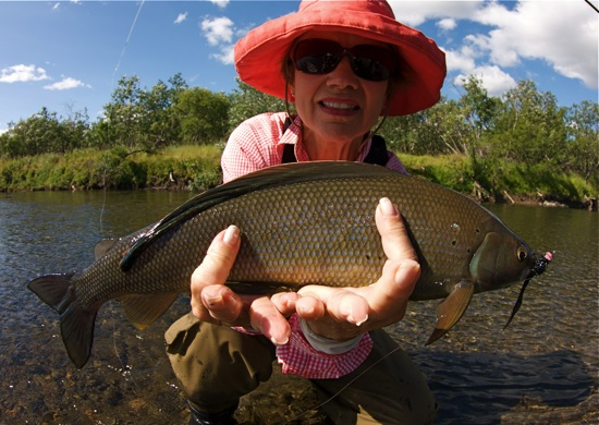 Arctic grayling, Goodnews River Alaska