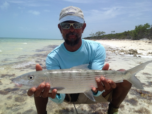 bonefishing crooked island bahamas