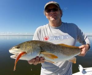Mosquito Lagoon redfish fishing report