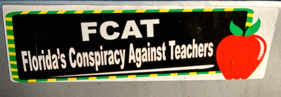 fcat sticker