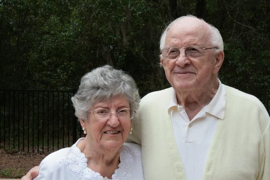Pauline and Richard