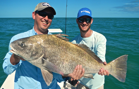 saltwater orlando fishing report