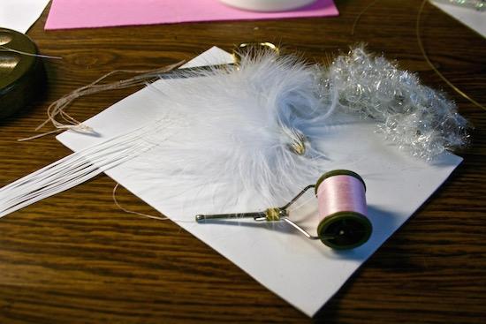 how to tie a gurgler