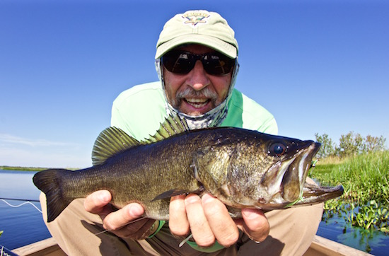 Nasty Weather Orlando Fishing Report