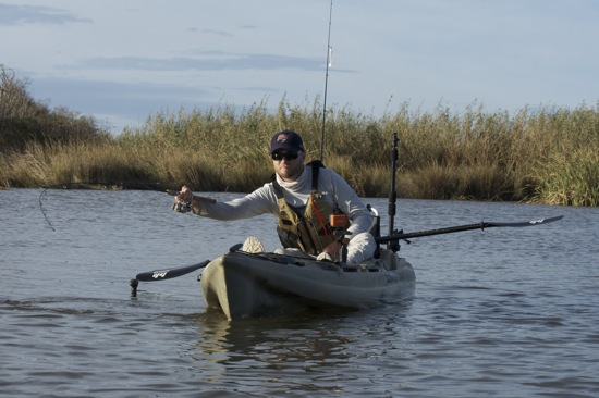 Venice la fishing report and photo essay the spotted tail for Louisiana fishing report