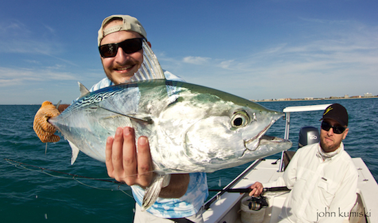 Alex tunny the spotted tail for Port canaveral fishing report
