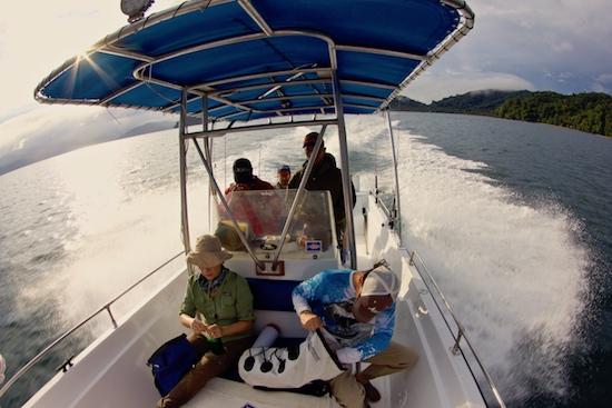 bahia solano fishing report