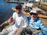 Big Bend Paddle Fishing Report