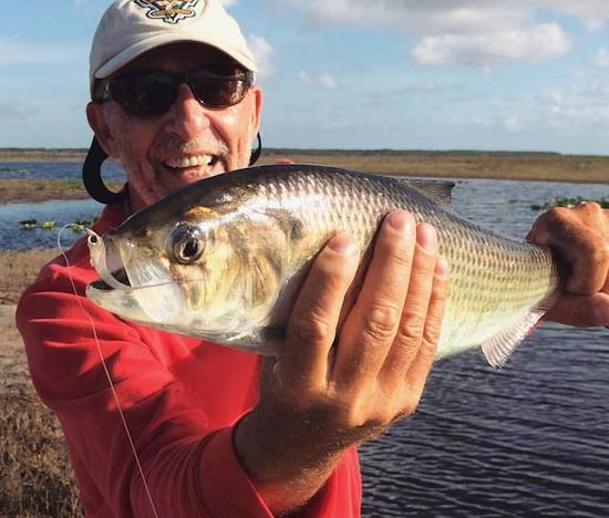 orlando fishing report