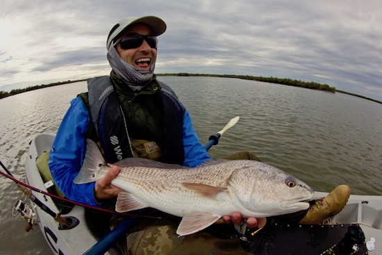 Hot mosquito lagoon fishing report the spotted tail for Mosquito lagoon fishing report