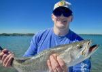 Still Hot Mosquito Lagoon Fishing Report