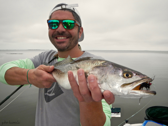 Still hot mosquito lagoon fishing report the spotted tail for Mosquito lagoon fishing report