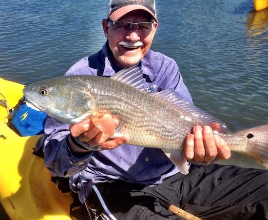lagoons fishing report redfish