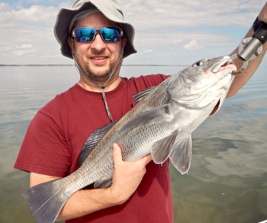 A mediocre week mosquito lagoon fishing report the for Mosquito lagoon fishing report