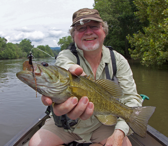 asheville fishing report