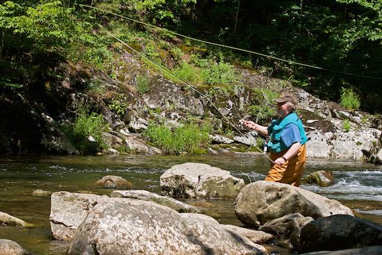 Anderson County Tennessee fishing report