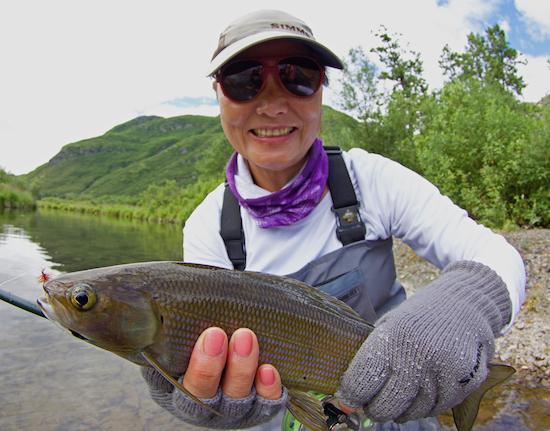 fishing bear lodge fishing report