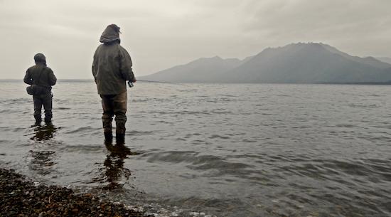 Fishing Bear Lodge photo essay