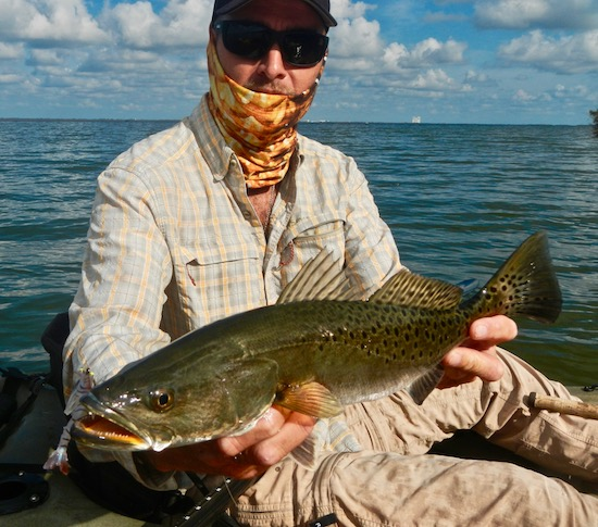 three lagoons fishing report