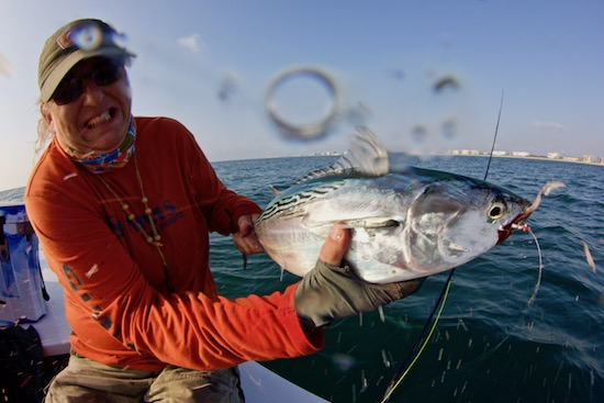 port canaveral fishing report