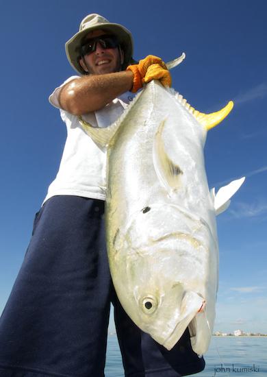 jack crevalle orlando fishing