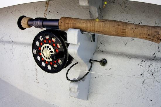 mitzi under port gunnel