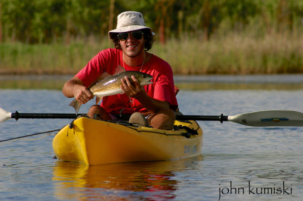 maxx kayak redfish