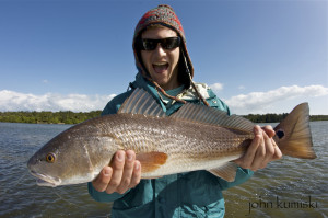 keys to winter fishing success